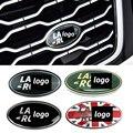 Автомобильная эмблема-наклейка на багажник для Land Rover Defender 110 Freelander 2 1 Discovery 3 4 Range Rover Evoque Sport L322 P38