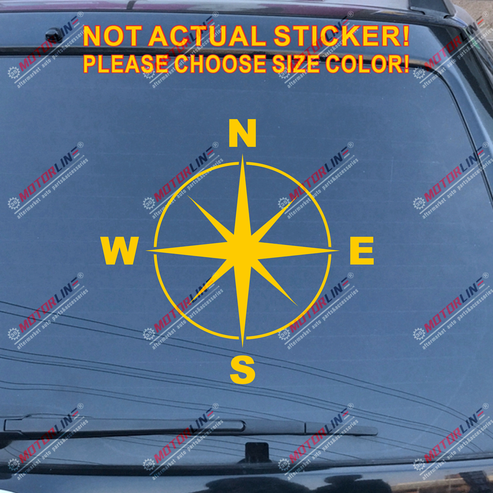 In God We Trust Decal Sticker USA American Car Vinyl pick size color b