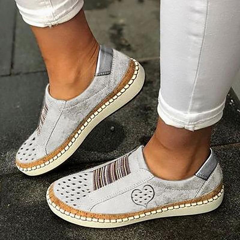 Экспресс-; женская обувь; повседневная обувь из вулканизированной кожи; кроссовки; женские удобные слипоны; лоферы на плоской подошве; zapatos mujer; Прямая поставка - Цвет: white 2