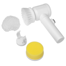 Electric-Cleaning-Brush Tub-Brush Toile Bathroom Handheld Kitchen Multifunction Home