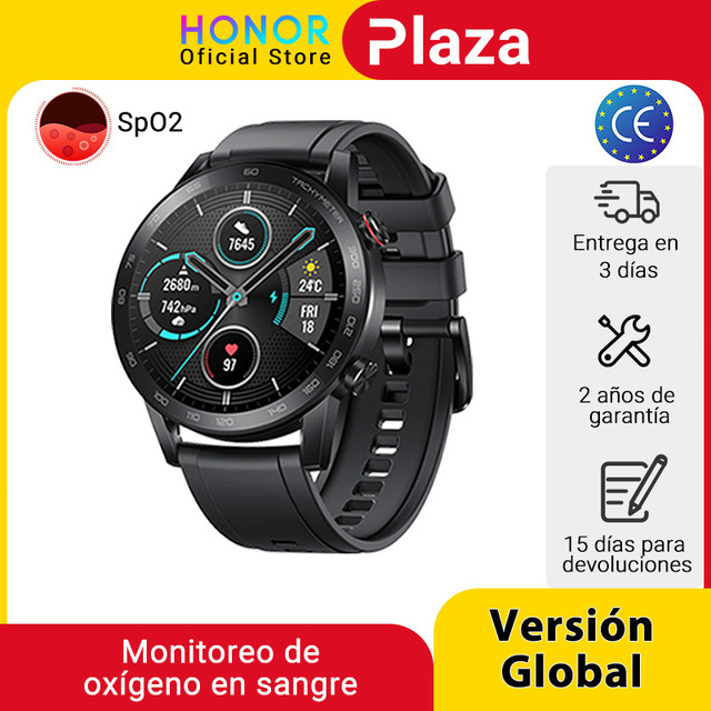 Global Version Honor Magic Watch 2 Smart Watch Bluetooth 5.1 Smartwatch Blood Oxygen 14 Days Waterproof MagicWatch 2