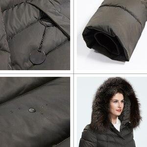 Image 5 - Astrid 2019 Winter neue ankunft unten jacke frauen mit einem pelz kragen lose kleidung oberbekleidung qualität frauen winter mantel FR 2160