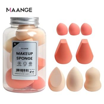 Makeup Sponge Professional Cosmetic Puff Multiple sizes For Foundation Concealer Cream Make Up Soft 2-8pcs Sponge Puff Wholesale 10