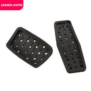 Image 4 - Jameo Auto Stainless Steel Car Pedal Pads Pedals Cover for Chevrolet Cruze Trax Malibu for Opel Mokka 2013 2018 ASTRA J Insignia