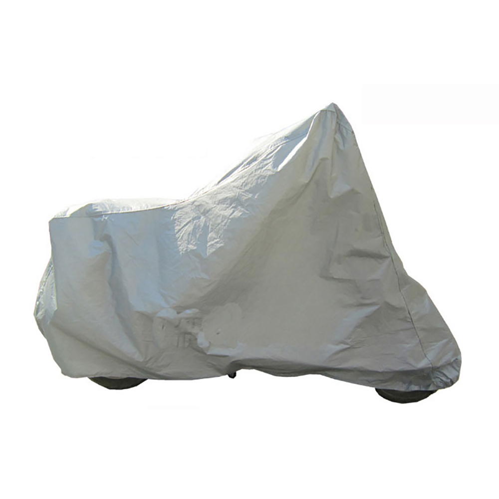 1Pc Anti-UV Dust Proof Cover Motor Bike Rain Coat Durable PEVA Fabric Waterproof Outdoor Motorcycle Suitable For All Moto