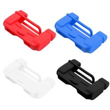 Universal Car Safety Belt Buckle Covers Anti-Scratch Silicon Protector Seat Interior Accessories for car accessories