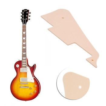 цена на Guitar Pickguard Standard Guitar Scratch Mirror Plate for Gibson LP Replacement