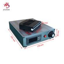 Система управления УФ лампой с вентиляционным охлаждением аппарат