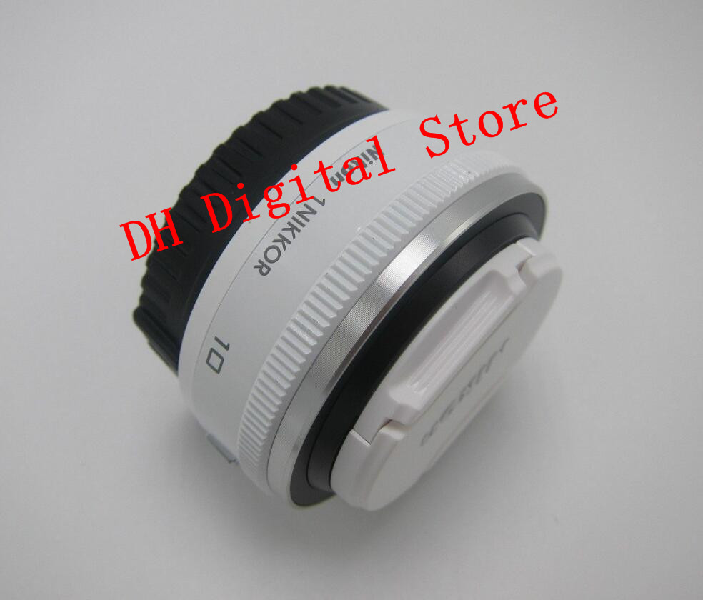 Original Lens For Nikon 1 For NIKKOR 10mm F/2.8 Lens Unit Apply To J1 J2 J3 J4 J5 V1 V2 V3(second Hand)