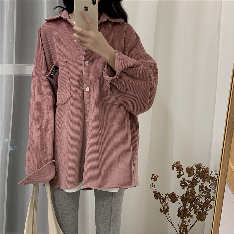 Cheap wholesale 2019 new Spring Summer Autumn Hot selling women s fashion casual ladies work Shirts