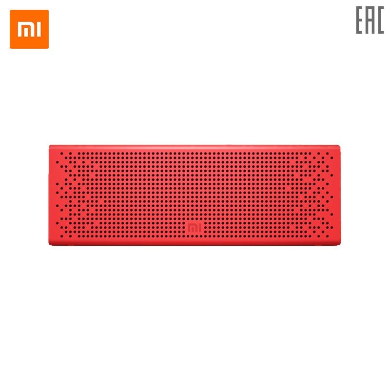 Портативная колонка Mi Bluetooth Speaker цена и фото