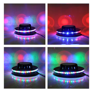 Light-Bar Laser-Projector-Lighting Christmas-Party-Lamp Disco DJ Leds Sunflower Stage