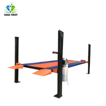 Home Used Car Parking Lift Two Posts Parking Lift