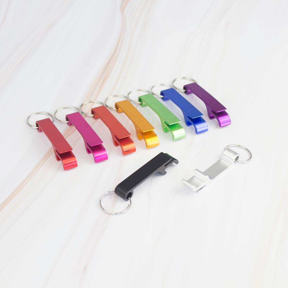Apriscatole portatile in alluminio a colori, apriscatole tigre portachiavi, regalo promozionale aziendale personalizzato, omaggio personalizzato 2