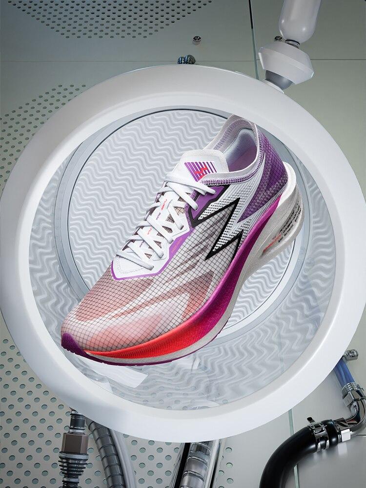 Беговые кроссовки flyburn Pb 361 года, гоночная обувь с углеродными пластинами, мужские профессиональные кроссовки для марафона