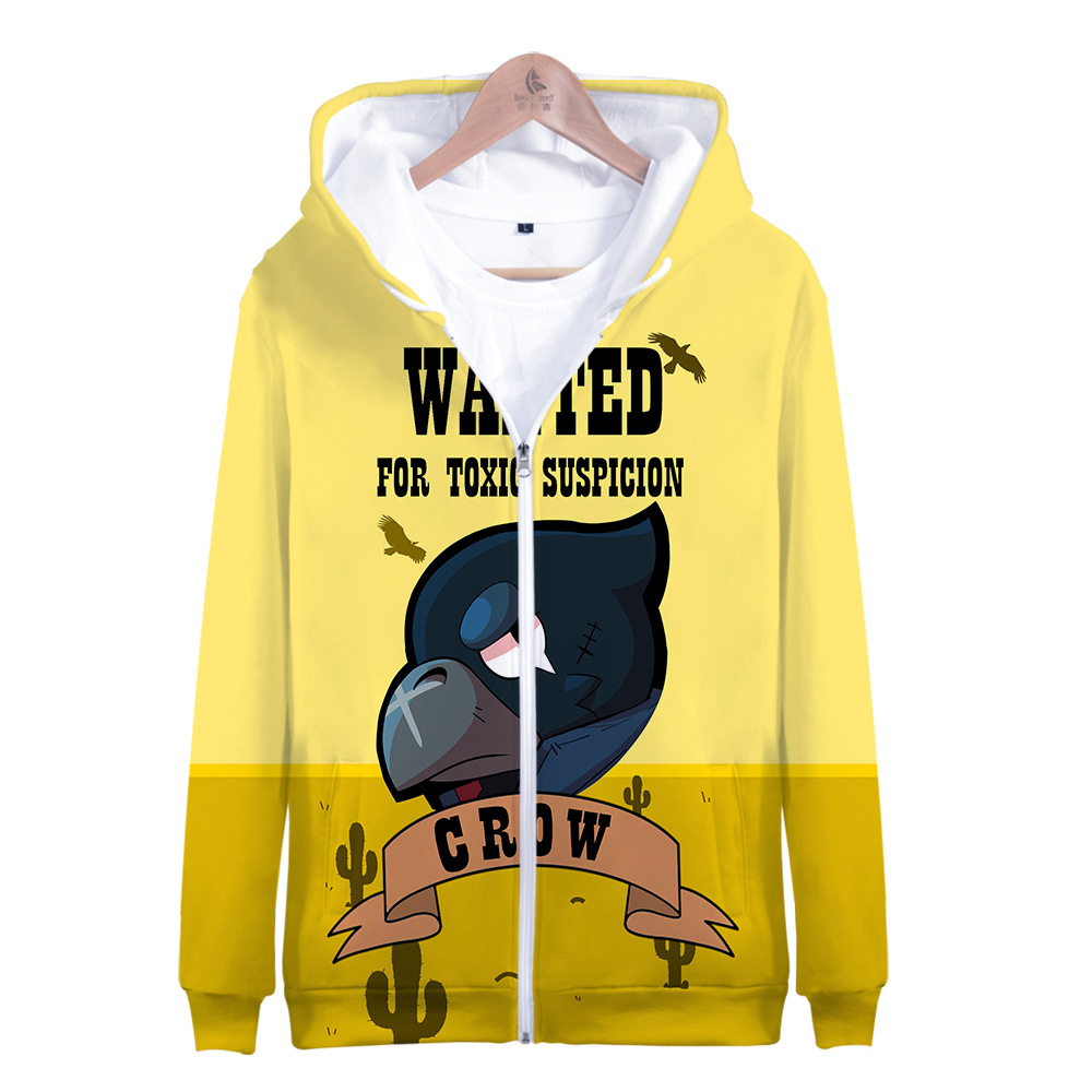 Shooting Game 3D Full Print Hoodies Boys Men Women Long Sleeve Zipper Hoodie Sweatshirt Fashion Harajuku Jacket Tops 4XL Clothes