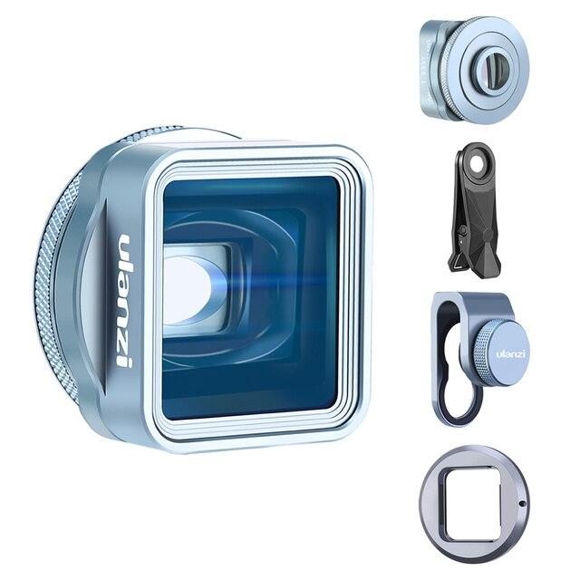 울란지 1.33xt anamorphic 렌즈 와이드 스크린 영화 렌즈 videomaker 영화 제작자 유니버설 아이폰 11 시리즈 삼성 화웨이 xiaomi