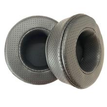 Круглые перфорированные амбушюры из пены памяти 70 мм 90 мм 100 мм 105 мм 110 мм для Razer для sony для AKG для ath-наушников мягкие амбушюры