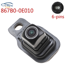 Rear-View-Camera Car-Accessories Backup Toyota Highlander for Original 867B0-0E010