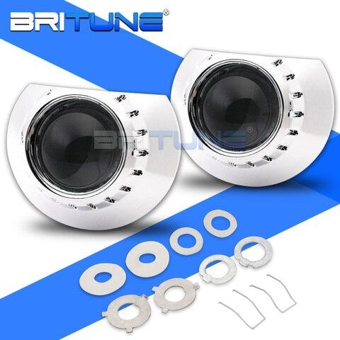 h7 lentes do farol para bmw e46 m3 tuning 325i 328i 330i 320i coupe wagon