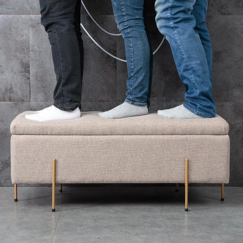 Foot Sofa Light Luxury Storage Bench Bed End Stool Net Red Clothing Store Stool Nordic Household Storage Shoe Stool Aliexpress