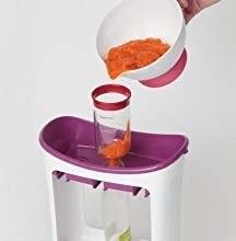 Moedor p/ alimentos de bebê