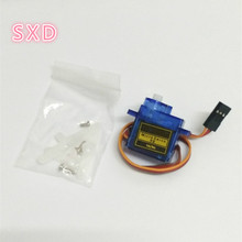 100pcs/lot Special promotions SG90 9g  for RC 250 450 Helicopter Airplane  Integrated Circuits
