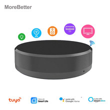Tuya Wifi IR Universal Remote Smart Home Remote Infrared Wireless Controller Via Smart Life APP Works with Alexa Google Home