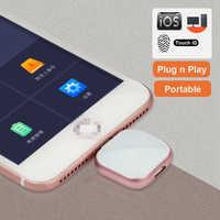 Supersonic Metall OTG Usb Flash Drive 32GB 128GB 256GB Usb-Stick Externen Für iphone X 8 7 plus 6 6s Plus 5S ipad Macbook