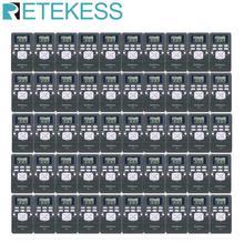 50 قطعة RETEKESS PR13 جيب استقبال راديو رقمي DSP FM ستيريو صغيرة محمولة لتوجيه الكنيسة مؤتمر التدريب