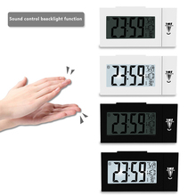 Projector Clock Meteorological Lcd-Display Multi-Function Digital Household-Products