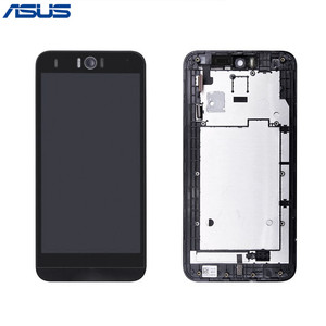 Image 1 - Asus zenfone selfie zd551kl, tela lcd, display digitalizador, toque, montagem, para asus zenfone selfie zd551kl