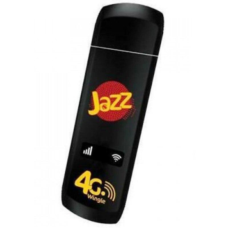 Hot Selling 4g Lte Wifi Modem Dongle Jazz W02-LW43 Wingle With Sim Slot PK Huawei E8372