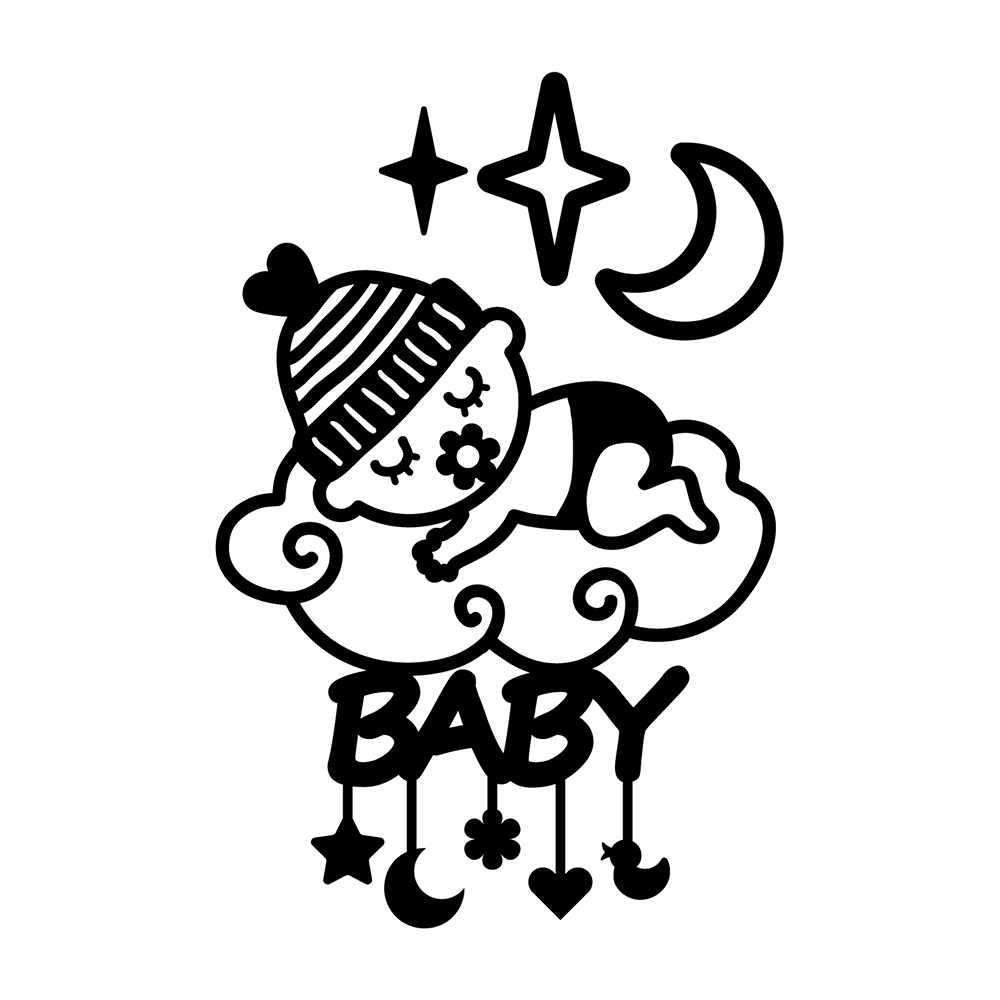 DiyArts bebé palabra muere niño Metal corte troqueles nuevo 2019 para hacer tarjetas Scrapbooking troqueles relieve papel plantilla troquelado