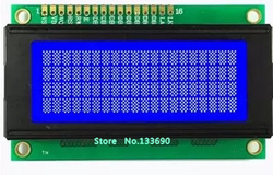 2pcs 204 20X4 2004 small LCD display module lcm Blue or Yellow green mini lcd 5V white LED backlight 20*4 wh2004d High quality