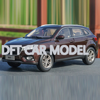 1:18 Alloy Pull Back Toy Vehicles BX7 Car Model Of Children's Toy Cars Original Authorized Authentic Kids Toys