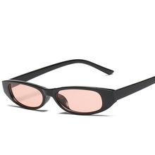 2018 Cross Border Trend Ellipse Frame Sun Glasses Water-Shaped Drop Sun