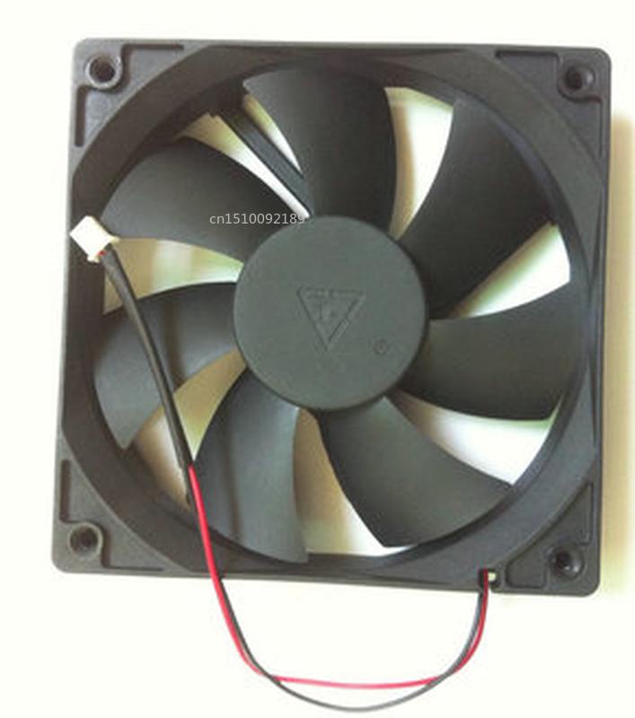 Free Shipping Original For GLOBE FAN 12025 S1202512L DC12V 0.18A 120 * 120 * 25MM Two-wire Coooling Fan