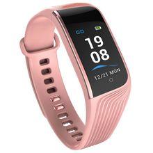 S4 Smart Bracelet IP67 Waterproof Fitness Bracelet Heart Rate Monitor Smart Band Watch Pedometer Remote Camera Sleep Monitor Blu стоимость