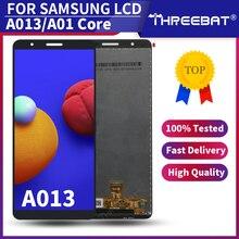 Bloc écran tactile LCD AMOLED de remplacement, 5.3 pouces, pour Samsung galaxy A01 core A013F A013G A013M/DS, nouveau