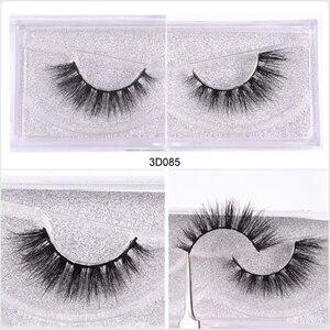 Image 5 - WZSQJN Eyelashes 3D Mink Eyelashes Long Lasting Mink Lashes Natural Dramatic Volume Eyelashes Extension False Eyelashes