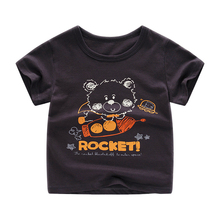Children Tshirts Shirt Boy Summer Kid Short Sleeve T-shirts Clothes Shirts Kids Girl Tshirt Tops For Boys Girls T-shirt 3-9 T 2019 summer children tshirts cartoon oggy and the cockroaches children s summer t shirt boys and girls short sleeved t shirts