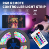 Led 스트립 빛 5V RGB 유연한 리본 램프 0.5/1/2/3/4/5M RGBW 빛 스트립 USB 방수 TV 데스크탑 화면 다시 LED 빛 테이프