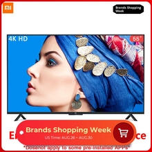 Xiaomi Smart 4A 55 inches 3840*2160 FHD Full 4K HD Screen TV