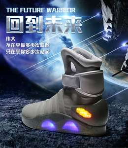 Led-Boots Party-Shoes Girls Boys Women New for And USB Rechargeable Glowing Man Cool