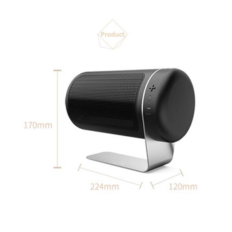 Bureau machine de chauffage bureau/maison/dortoir mini chauffage 3 vitesses haute efficacité appareil de chauffage électrique cadeaux peuvent être personnaliser 220v