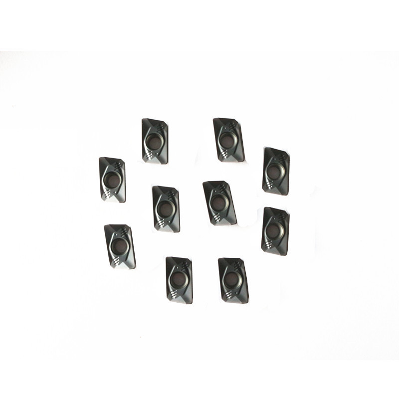 steel 10P APMT1135PDER-H2 6115 CNC Milling Carbide inserts For Stainless steel