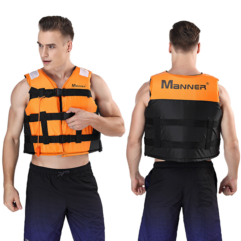 MANNER Manufacturers Direct Selling Adult Fu Li Yi Non-Professional Style Life Jacket
