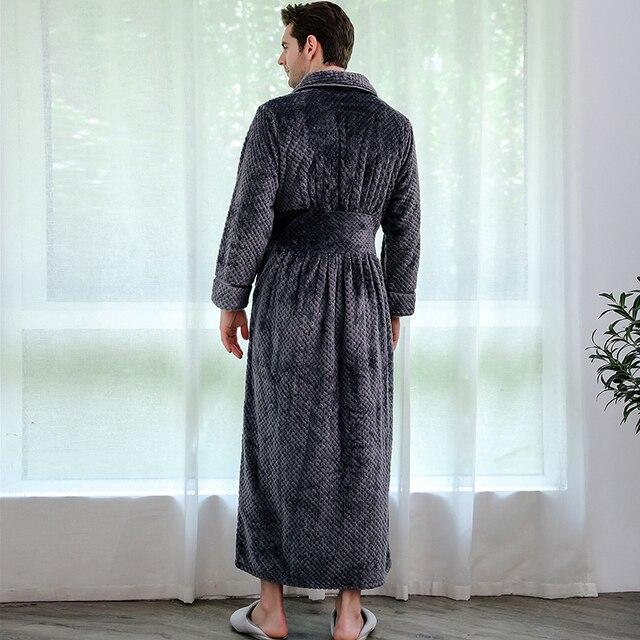 Peignoir cocooning ultra confortable LUXI Peignoirs et Pyjamas Vêtements Cocooning.net