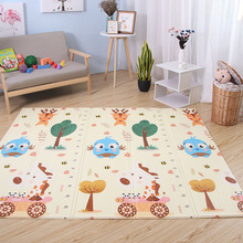 Baby Play Mat XPE Thickened Tapete Infantil Home Room Puzzle Foldable For Kids Crawling Pad Carpet